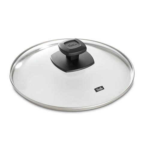 "$24.95 Comfort 8"" Tempered Glass Lid"