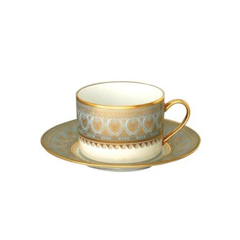 Bernardaud  Elysee Tea Cup and Saucer $250.00