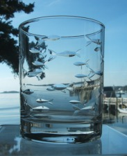 Rolf Glass  School of Fish Double Old Fashioned $13.00