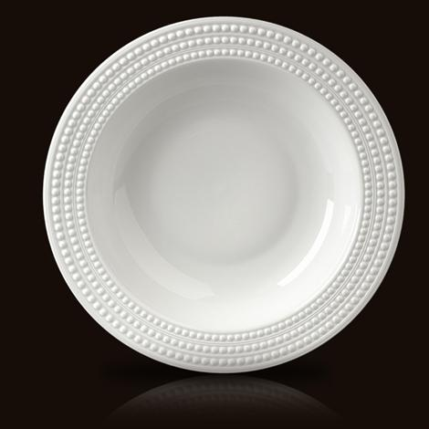 Perlee White Serving Bowl collection with 1 products