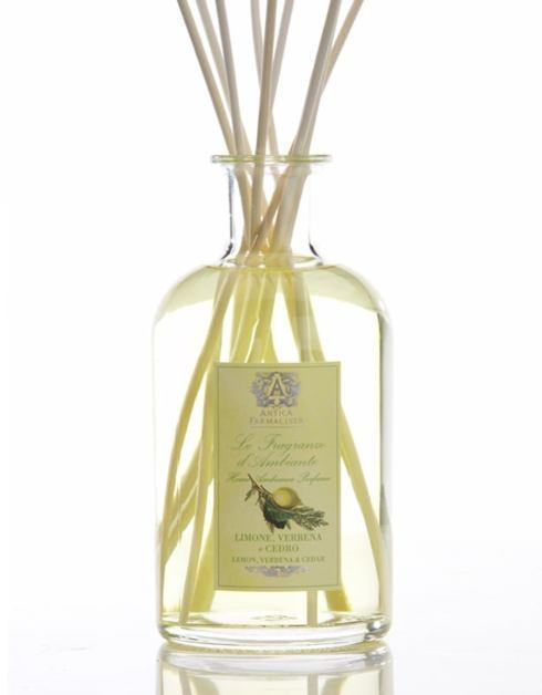$94.00 500ml Lemon, Verbena & Cedar Diffuser