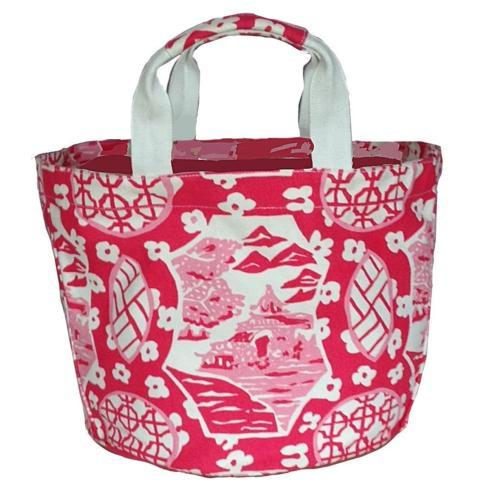 $115.00 Canton Pink Tote