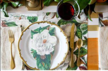 $15.00 Magnolia Table Accent - Pack of 12