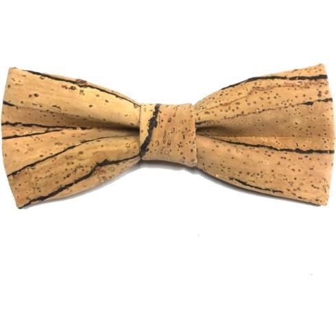 $45.00 Bow Tie- Cork Tiger