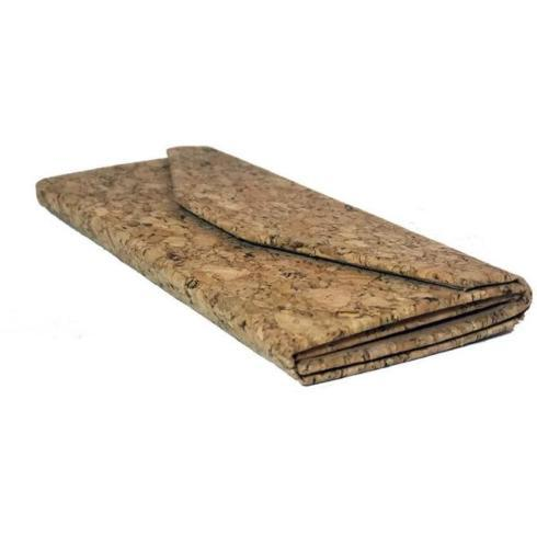 $38.00 Collapsible Cork Glasses Case- Natural