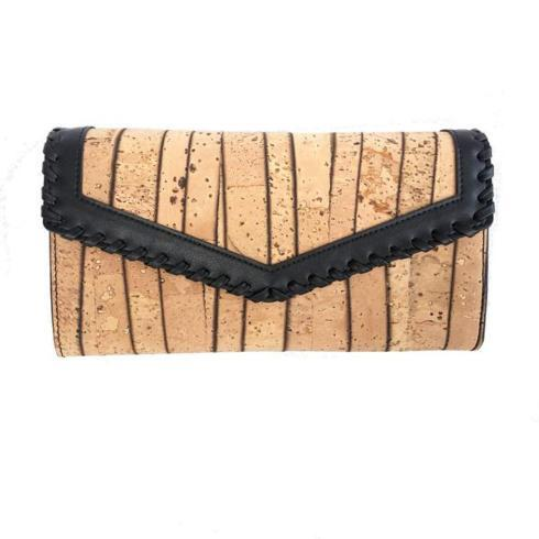 Envelope Cork Wallet-Tiger collection with 1 products