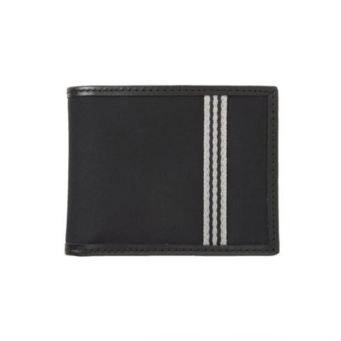 $38.00 Billfold Wallet Micro Black