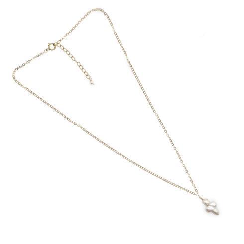 $48.00 Caroline Gold Necklace