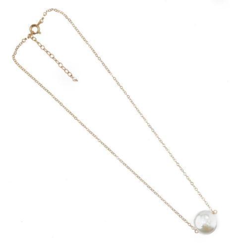 $48.00 Annie Gold Necklace