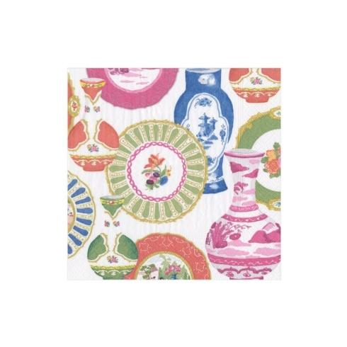 Beverage Napkins and Holders collection with 7 products