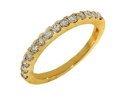 $1,165.00 14K Yellow Gold Diamond Ring