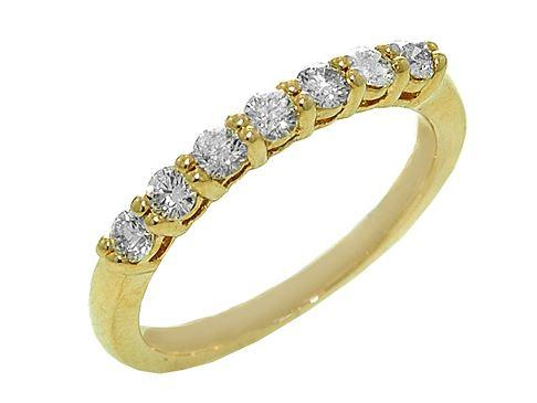 $1,365.00 14K Yellow Gold Diamond Ring