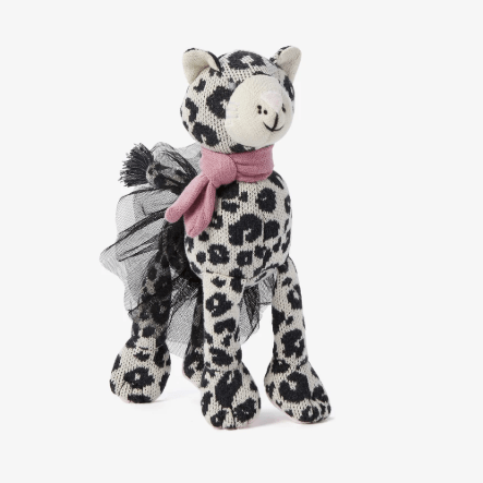 """$24.00 Leopard Toy- 10"""""""