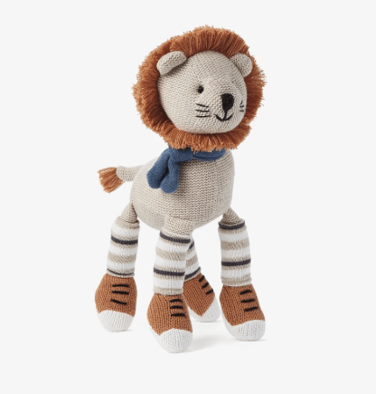 "$24.00 Lion Toy- 10"""