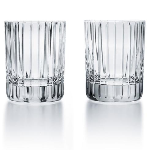 Baccarat   Harmonie Triple Old Fashion Glasses set of 2 $370.00
