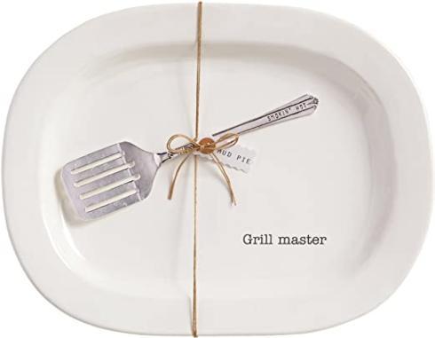 """""""Grill Master"""" Platter"""