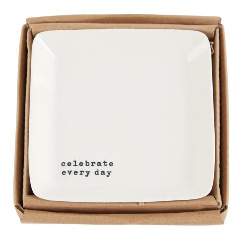 "$4.00 ""Celebrate Everyday"" Mini Tray"