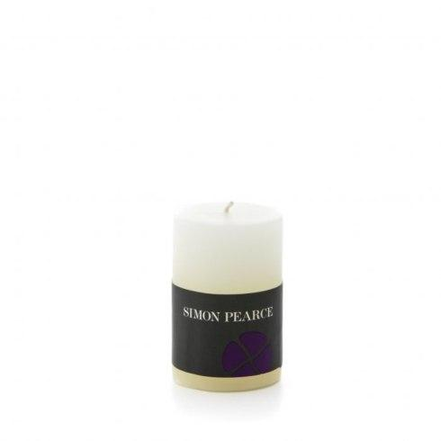 Ivory Pillar Candle - 2