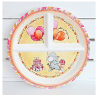 $16.00 Celebrate Your Day Plate