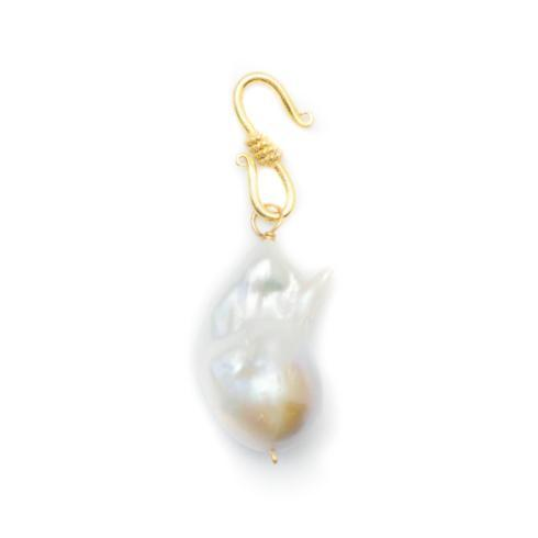 $60.00 White Pearl Single Charm