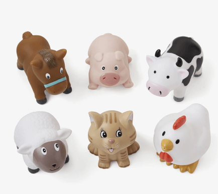 Squirties Barnyard Party collection with 1 products