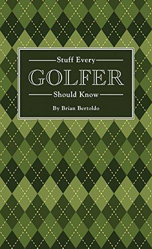 $9.95 Stuff Every Golfer Should Know