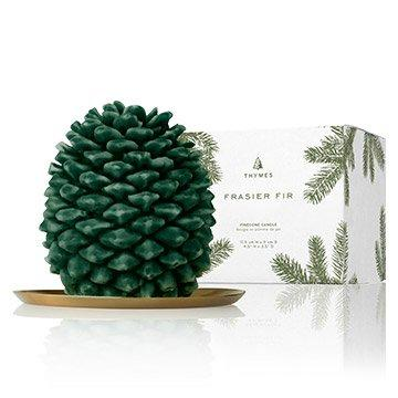 $35.00 Frasier Fir Petite Pinecone Candle