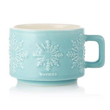$15.00 Hot Cocoa Small Peppermint Mug Candle