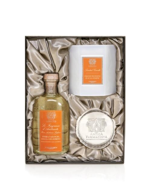$118.00 Orange Blossom Gift Set