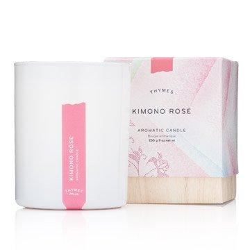 $27.00 Candle- Kimono Rose