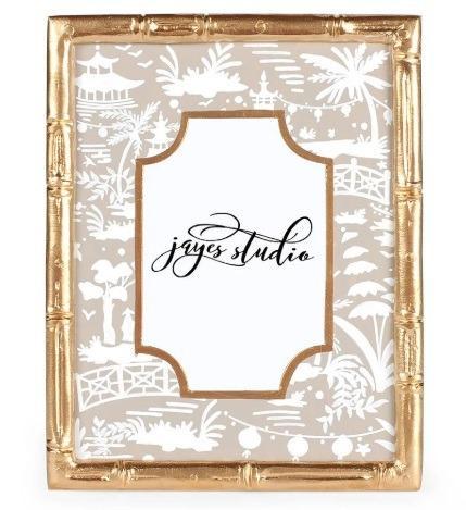 $51.00 Shanghai Bamboo 4x6 Frame