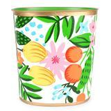Floral Fruit Wastebasket collection with 1 products