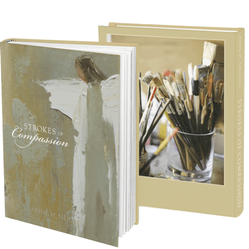 $70.00 Book- Strokes of Compassion