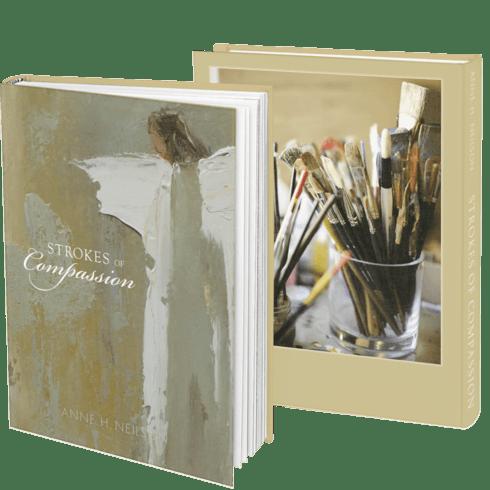 $70.00 Book- Strokes of Compassion