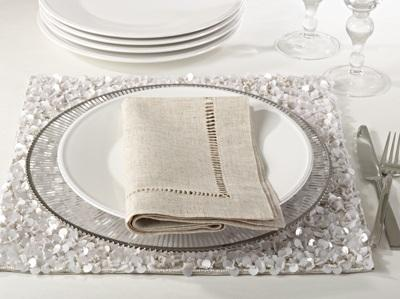 $8.00 Napkin with Hemstitch
