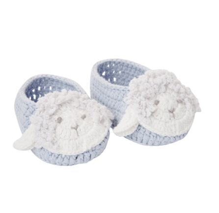 Booties-Lamb Blue collection with 1 products
