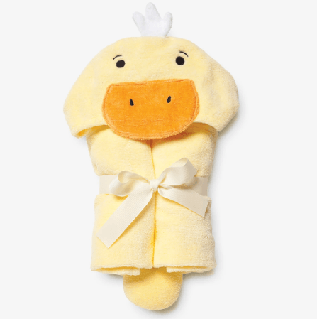 Bath Wrap Yellow Ducky collection with 1 products