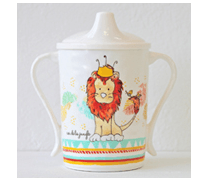 $14.00 Jungle Sippy Cup