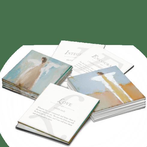 $20.00 A-Z Scripture Cards