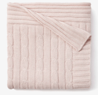 Pink Blanket collection with 1 products