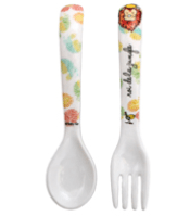 $10.50 Jungle Fork & Spoon