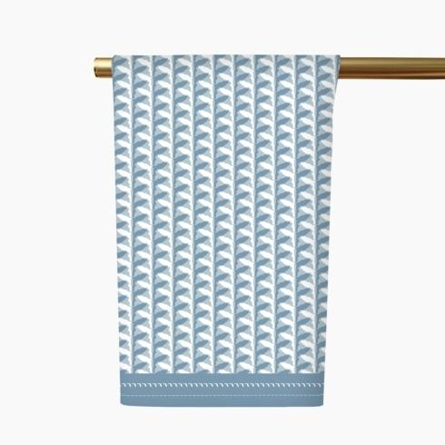 $18.00 FL Basketweave Tea Towel