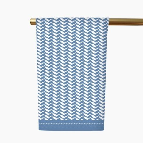 $18.00 FL Herringbone Tea Towel