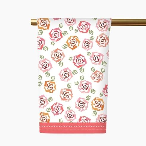 FL Roses Tea Towel collection with 1 products