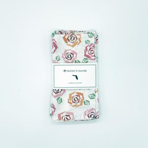 FL Roses Napkins collection with 1 products