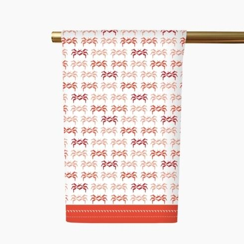 FL Sand Crabs Tea Towel collection with 1 products
