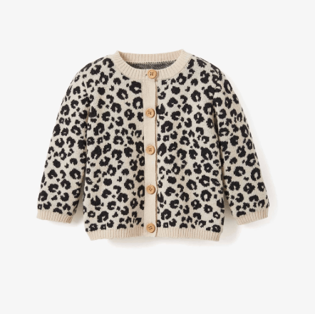 Leopard Cardigan collection with 1 products