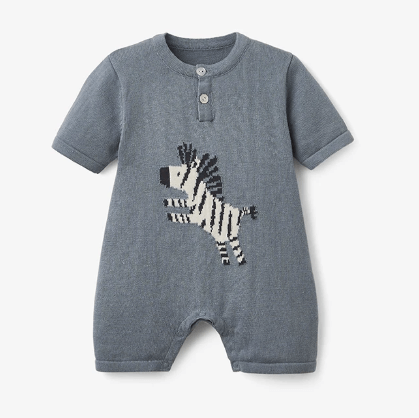 Teal Zebra Shortall collection with 1 products