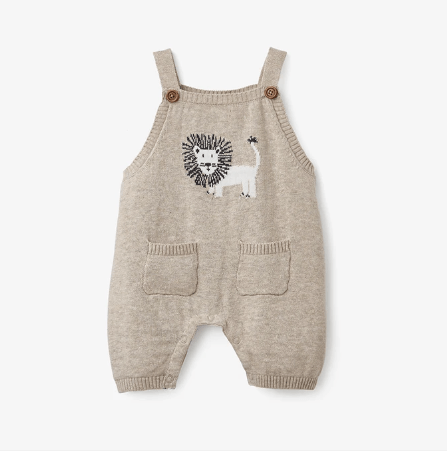 Beige Lion Shortall collection with 1 products