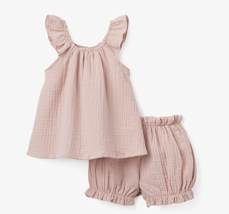 Blush Muslin Flutter collection with 1 products